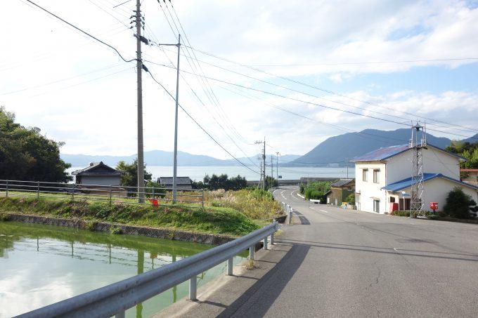 ゆめしま海道・岩城島の景色