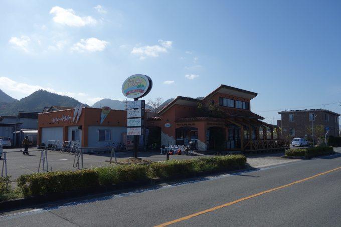 生口島の「ドルチェ 瀬戸田本店」