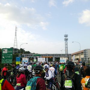 【サイクリングしまなみ】国際サイクリング大会参加レポート|自転車で高速道路を走ったよ!
