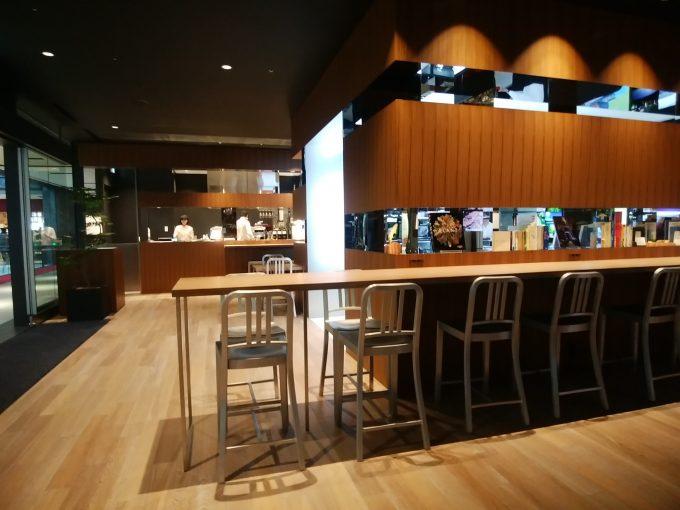 シマノスクエア カフェ