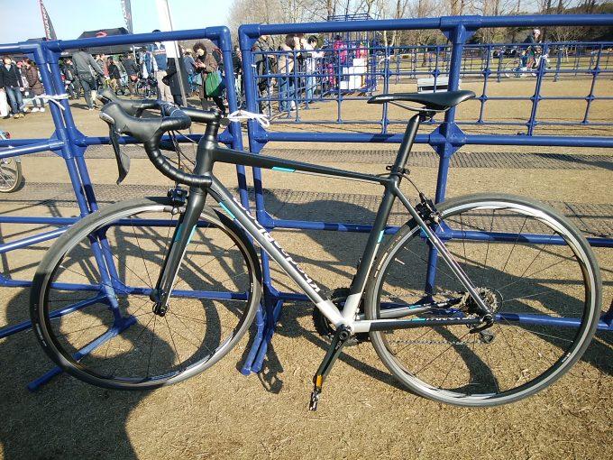 サイクルモードライド大阪 試乗一台目 コーダーブルーム