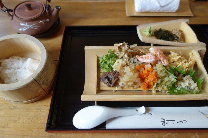 広島県竹原市の郷土料理 魚飯(ぎょはん)