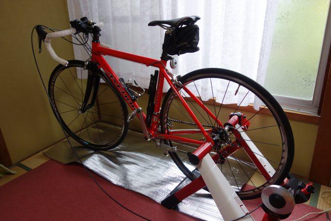 【借りてみた】気軽にお試しトレーニング。自転車ローラー台のレンタルサービス!