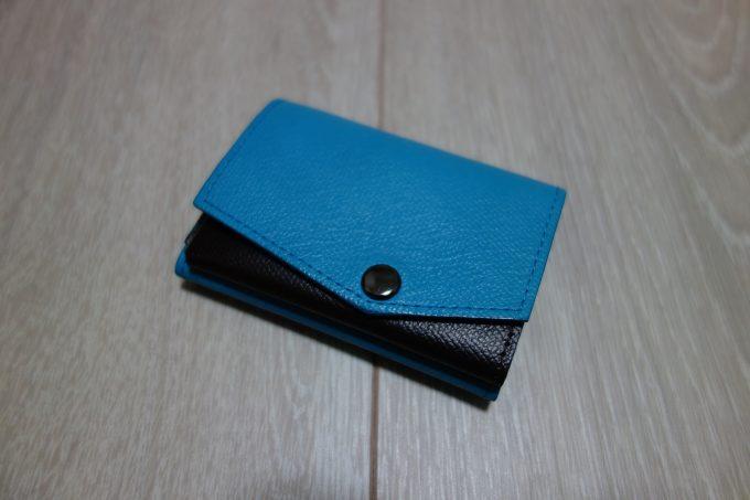 ロードバイク用財布 abrasus(アブラサス)小さい財布