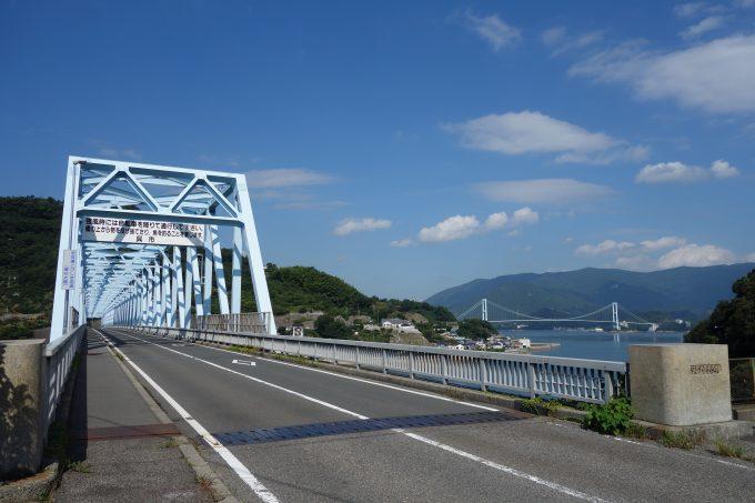 とびしま海道 蒲刈大橋