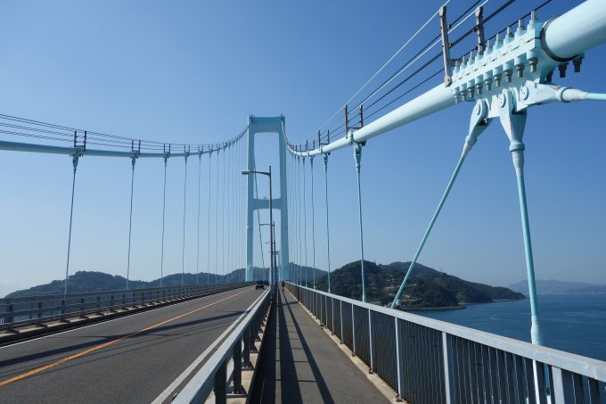 とびしま海道 安芸灘大橋