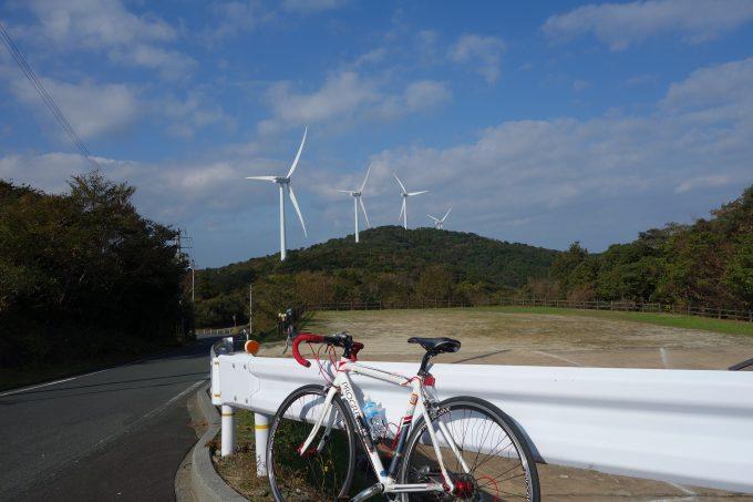 せとかぜ海道の風車