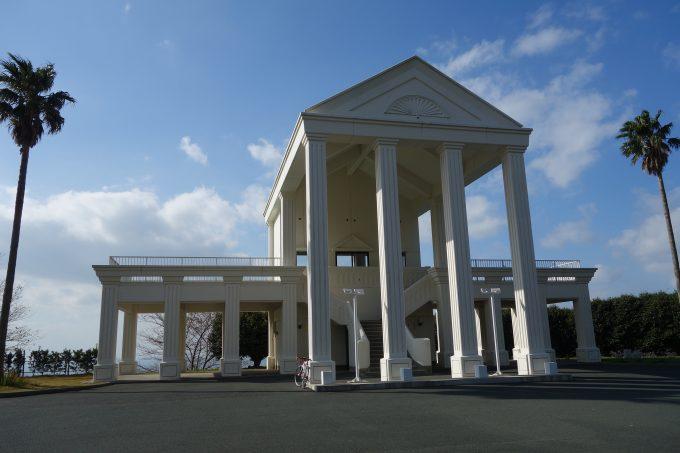 せとかぜ海道 佐田岬メロディーラインの豪華な公衆トイレ