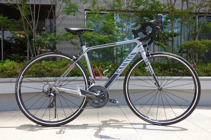 CANYON(キャニオン)ロードバイクが良いぞ!2代目は高評価の通販自転車!