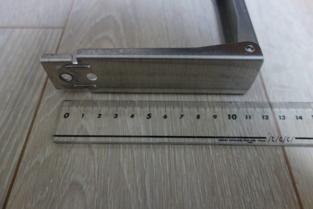 地上高11cmの新型エンド金具