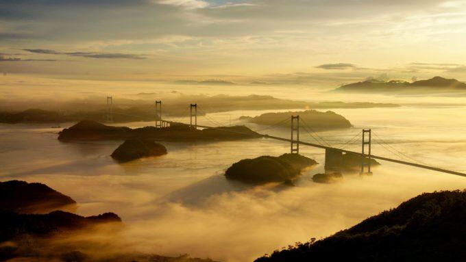 PHOTOMETI しまなみ海道来島海峡大橋
