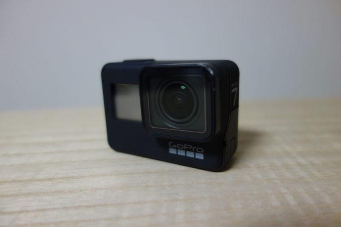 GoPro HERO7 Blackの外観