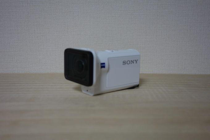 ソニーHDR-AS300の外観