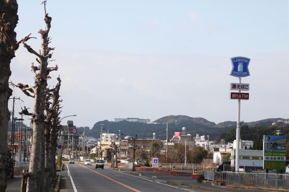 アワイチおすすめホテル ホテル&リゾーツ南淡路(南淡路ロイヤルホテル)は山の上