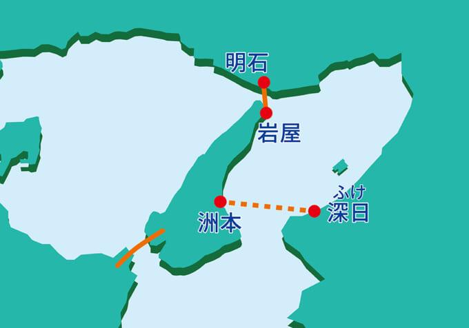 自転車で淡路島に行く方法 アイキャッチ