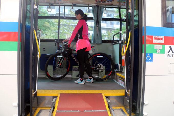 ビワイチアクセスバス 守山線のイメージ