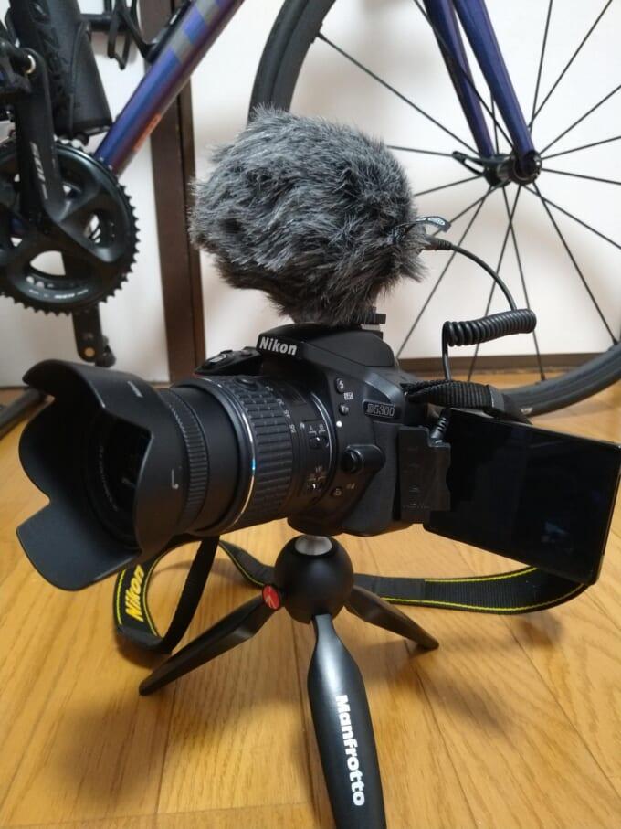 コンポ・DE・リング室内撮影カメラ環境