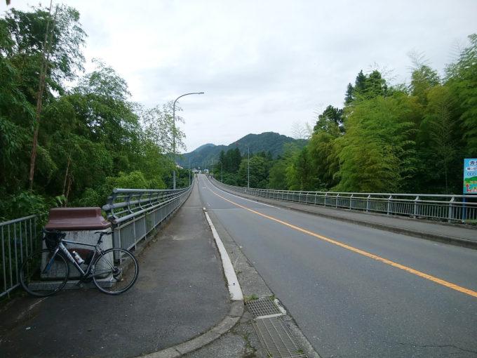 道志みちの橋
