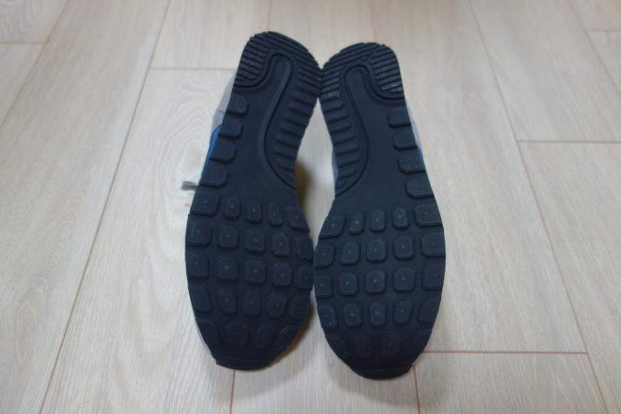 リプロダクション オブ ファウンド フレンチトレーナー 靴底