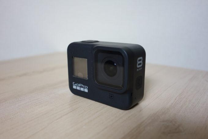 GoPro HERO8 Blackの外観