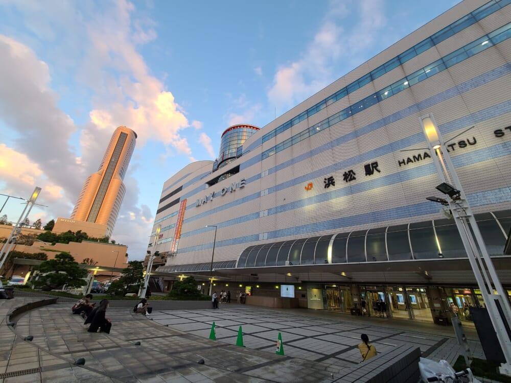 浜松駅外観