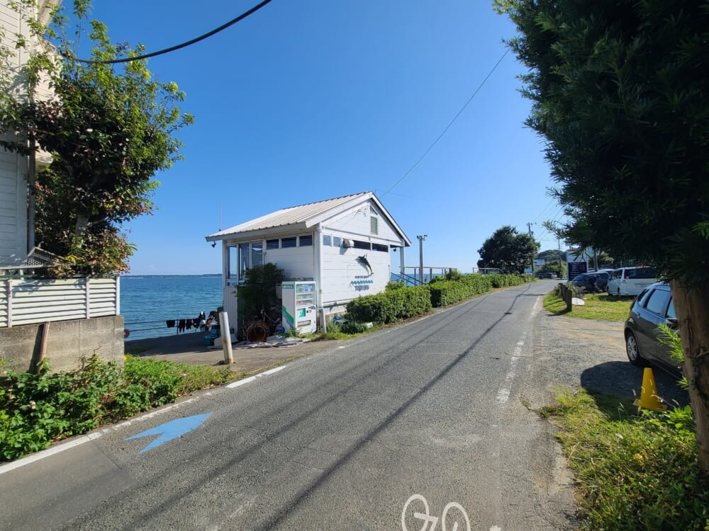浜名湖一周サイクリング ハマイチ マリンクラブトリトン