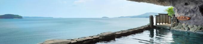 南三陸ホテル観洋 露天風呂のイメージ