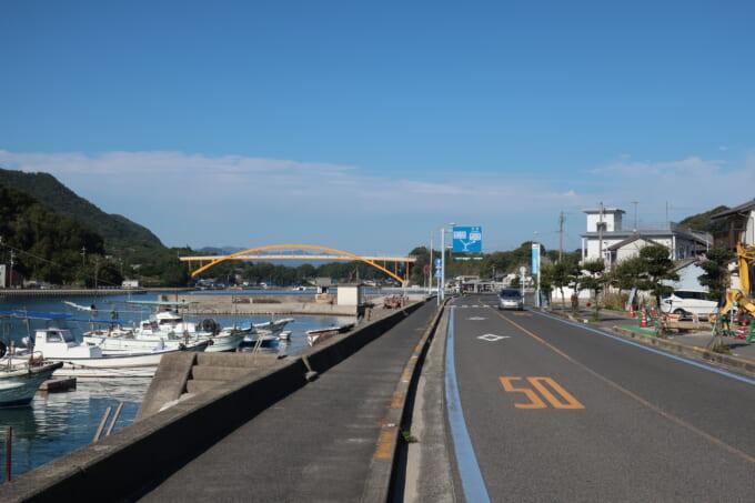 生口島と高根島を結ぶ高根大橋