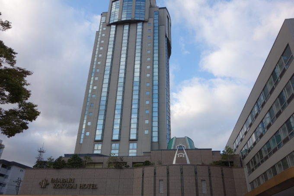 今治国際ホテル 外観