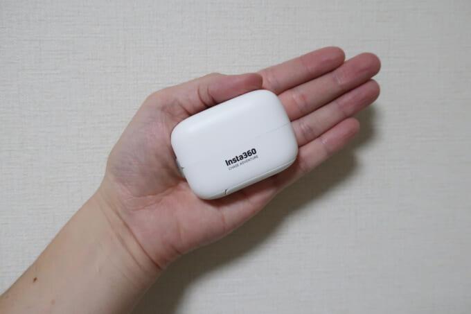 insta360go2の充電ケース