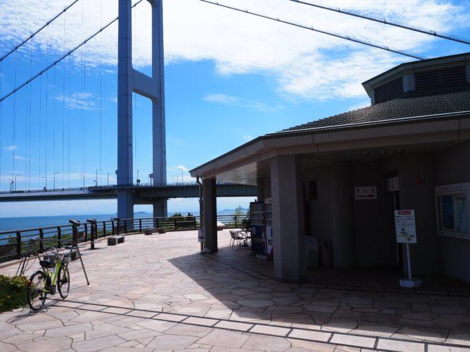 糸山公園来島海峡展望館