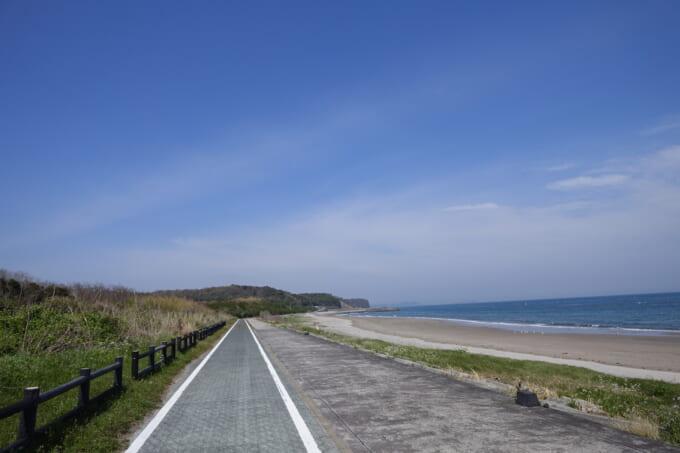 国東半島サイクリングロード 奈良原海岸
