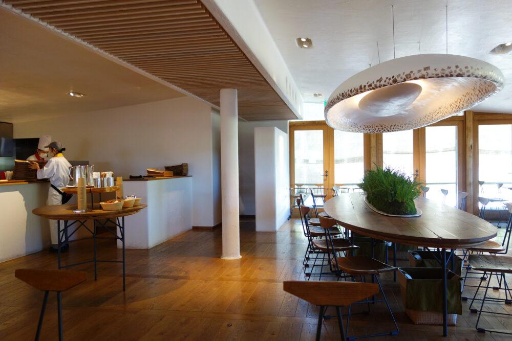ラコリーナ近江八幡 2階カフェ