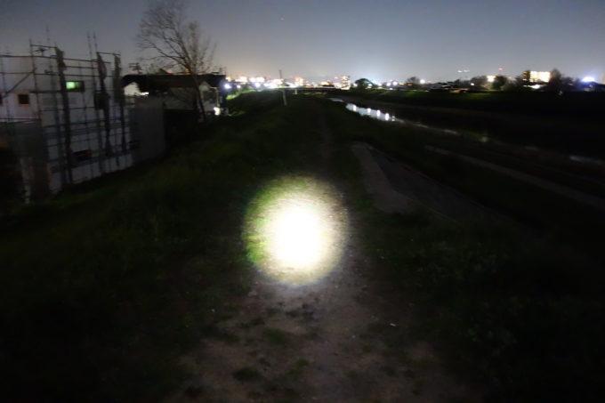 ロードバイク用自転車ライト キャットアイ ウノ