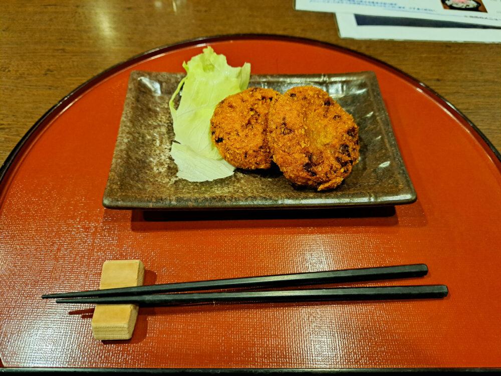 佐田岬半島三崎港の海鮮レストラン まりーな亭店内