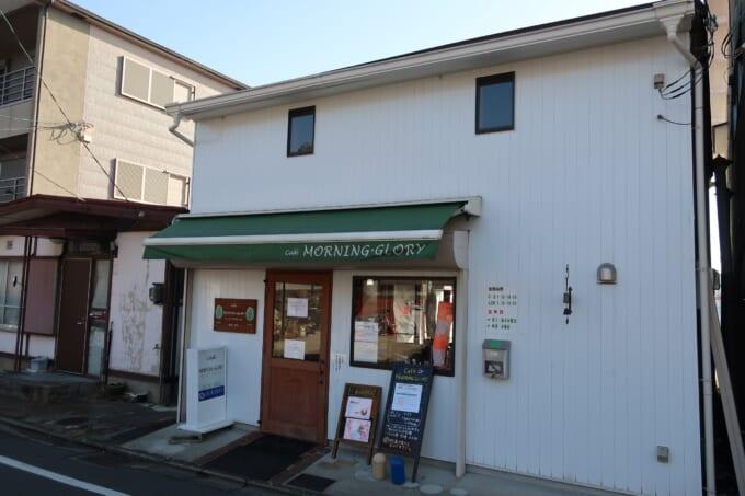 【カフェ モーニンググローリー】桂川サイクリングロードの定番カフェ「モニグロ」
