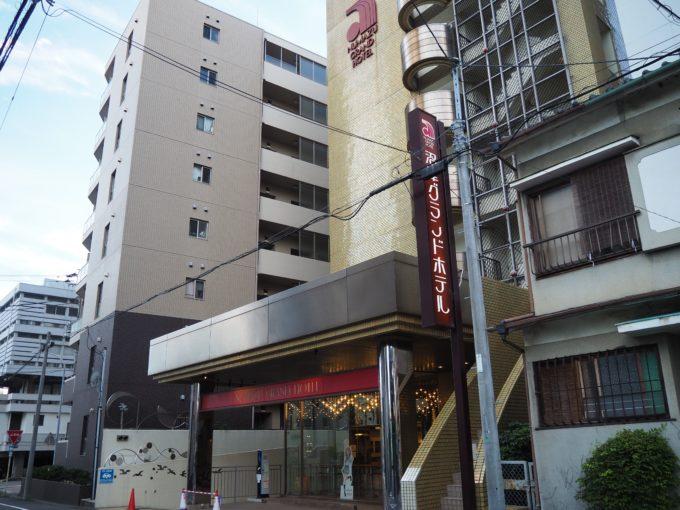 沼津グランドホテル 外観