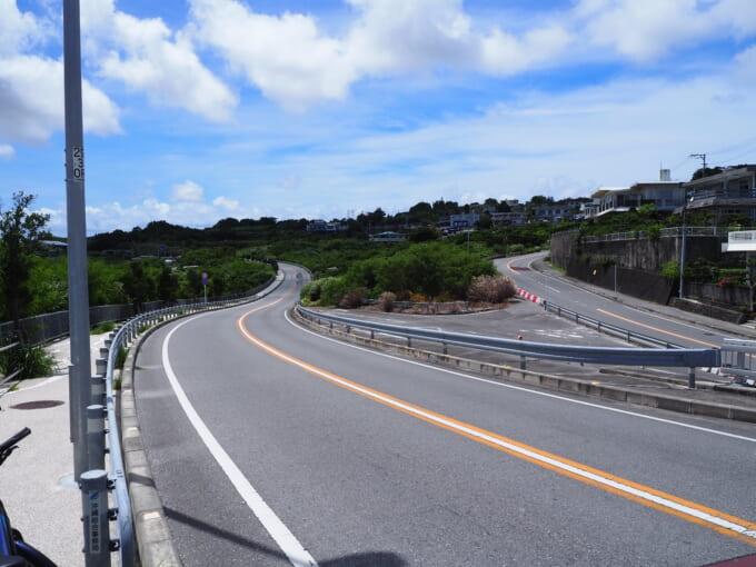 八重瀬町の道路