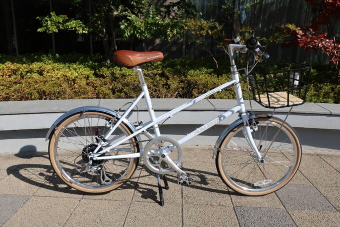 【ラレーのミニベロ】一目ぼれして買った自転車がかわいすぎて楽しい!!!