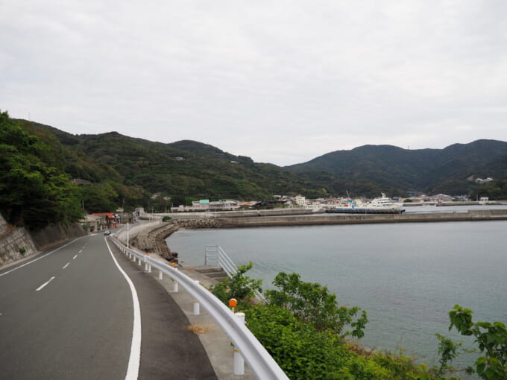 三崎港の景色