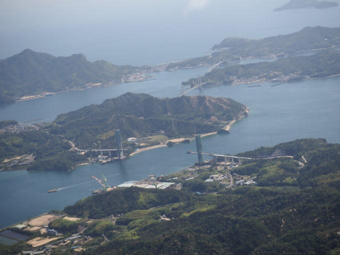 せとうちシープレーン しまなみ海道遊覧飛行 岩城大橋