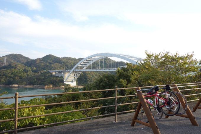 しまなみ海道の風景