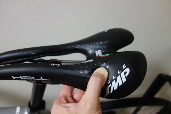 SELLE-SMPサドル HELLのクッションイメージ