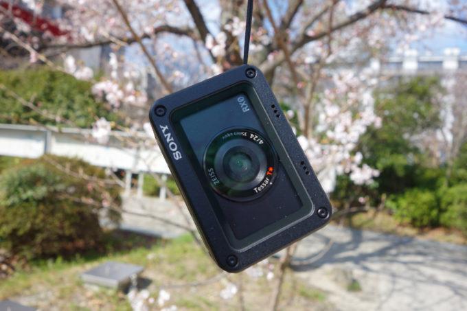 ソニーのデジタルカメラRX-0