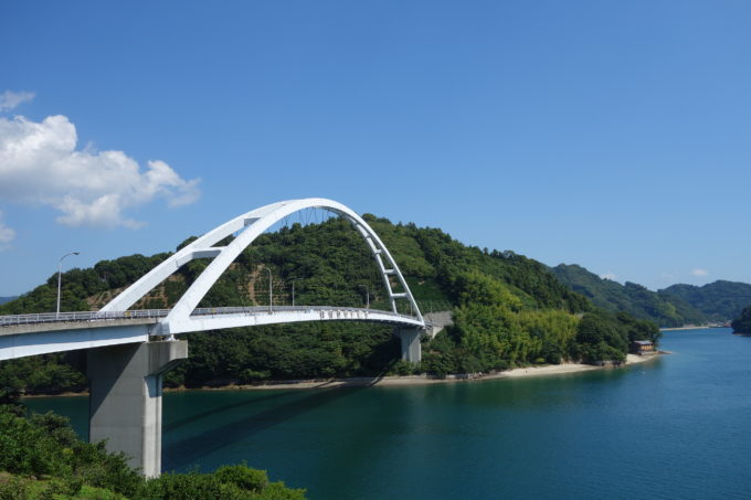 とびしま海道 岡村大橋
