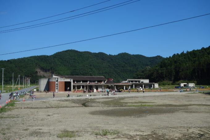 石巻 旧大川小学校外観