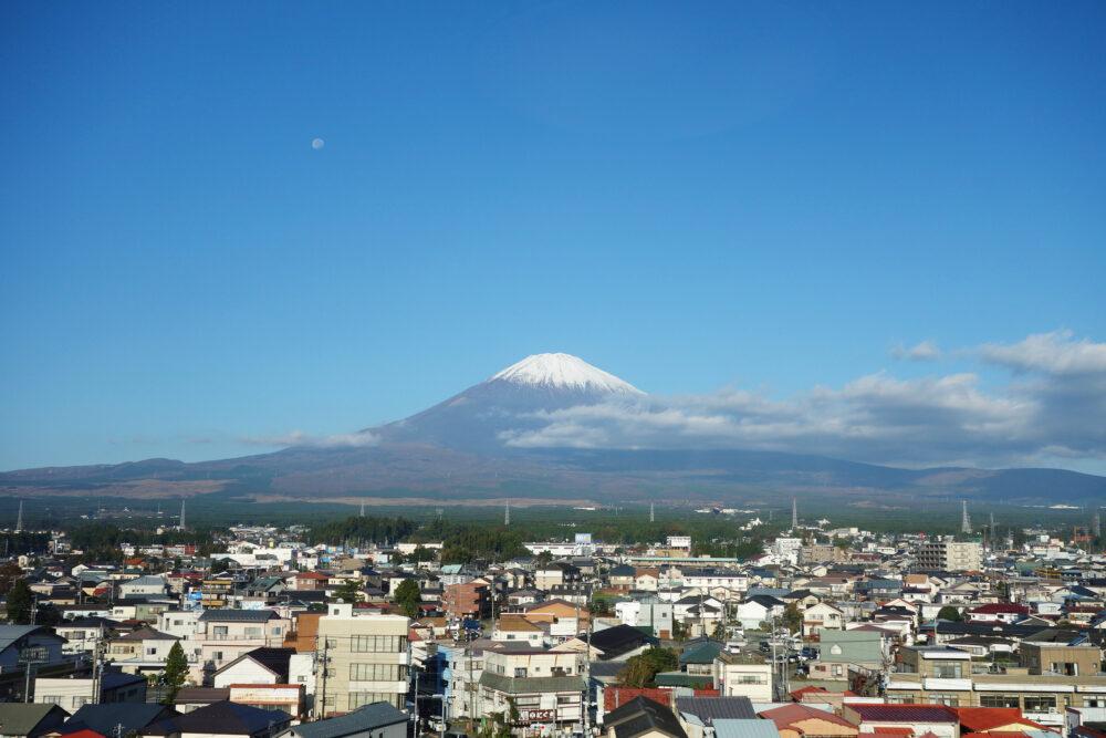 自転車で富士山一周サイクリング!途中で立ち寄るグルメ&観光地