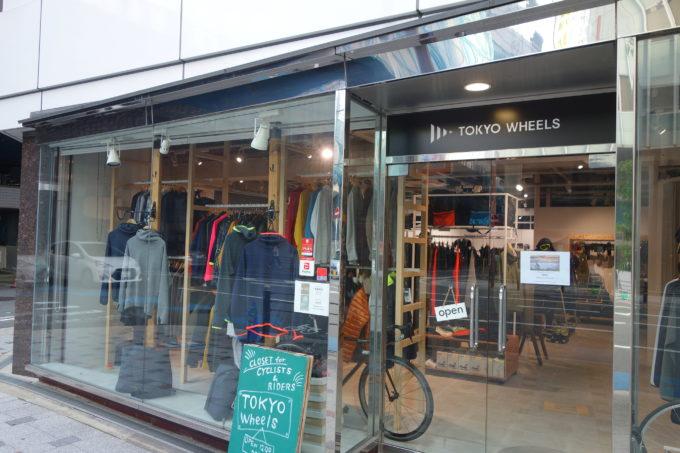 TOKYO WHEELS(トウキョウウィールズ)店舗外観