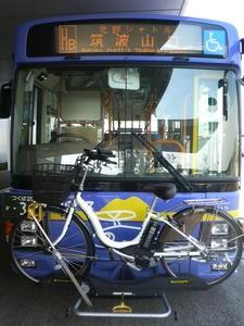茨城県つくば つくバス北部シャトル