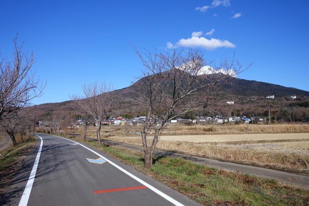 つくば霞ヶ浦りんりんロード 筑波山とサイクリングロード